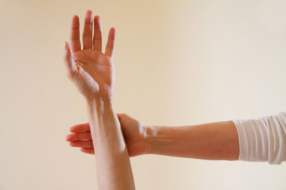 Kinesiologie Muskeltest